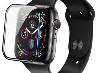 Sticla de protectie pentru Apple Watch - 40mm, 42mm, 44mm, 150 lei
