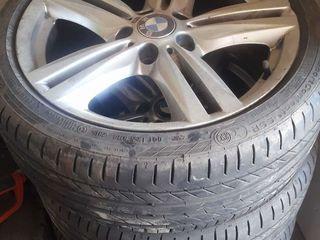 BMW F10 discuri  +  cauciucuri  225/40
