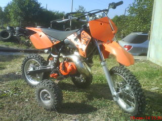 Ktm sx-50 mini куплю
