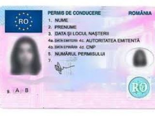 Permis ro, buletin ro, pasaport ro !