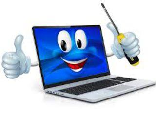 Ремонт компьютеров и ноутбуков. Reparaţii calculatoare şi laptopuri.