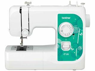 Швейная машина Brother E20 (гарантия 3 года, доставка по Молдове, кредит!)
