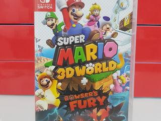 Nintendo Switch Новые игры.