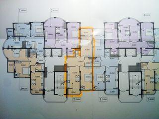 Последняя 2-х комнатная квартира на 2-м этаже !