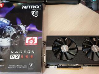 Saphire Nitro RX 580 8GB