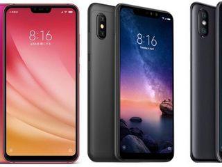 Cumpar Xiaomi Mi 8 Mi 8 Lite  Xiaomi Redmi Note 6 Pro Xiaomi Mi A2 Mi A2 Lite Xiaomi Mi 9 Mi 10