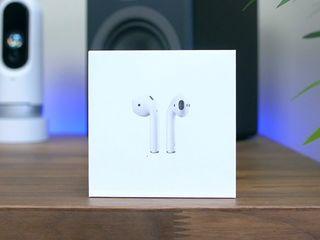 Apple Airpods 2 fara fir