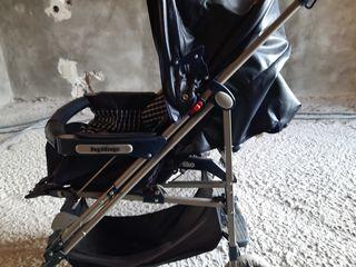 Каляска детская разборная и детское кресло