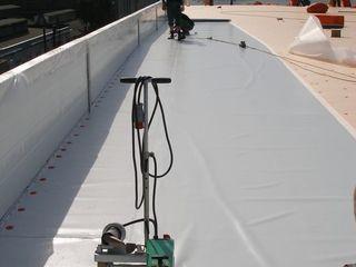 Membrana PVC Logicroof pentru acoperis +Montarea! De la Distribuitor oficial!
