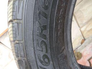 215/65  R16C - 4 шт. отл. новые зимние шины