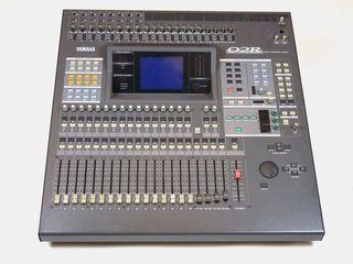 Yamaha 02R цифровой микшер