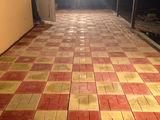 укладка тротуарной плитки, аренда вибротрамбовки