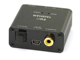 DAC (Convertor audio digital la analog) - FiiO D03K TAISHAN