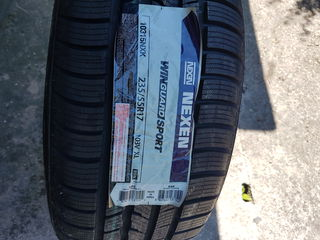 Anvelope 235/55 r17 M+S
