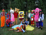 Куплю костюмы (можно б/у): Клоун. Микки Маус. Аниматоры