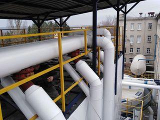 Montarea si izolatie tehnica a tevilor, cisternelor, cazangeriilor.