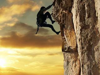 Восхождение на скалы старого Орхея. Отдых с экстримом.