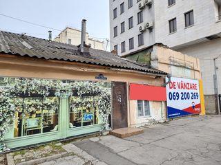 De vanzare casă 118,8mp, centrul orasului, intersecţia străzilor Şciusev şi Lazo