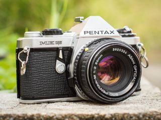 Pentax ME Super 35 mm