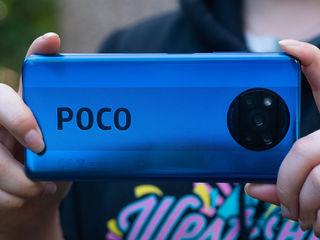 Xiaomi Poco X3 в кредит 0% + 1000 лей подарок! Скидка до -10%! Доставка и гарантия бесплатно!