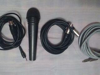 Foarte ieftin!!! microfon profesional corpus din metal greutate aproximativ 350 grame