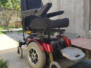 Электрическая инвалидная коляска Pride Mobility Products JAZZY 1121