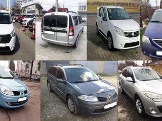 Dacia Sandero - Logan -Lodgy Megane-Scenic -Laguna  Dezmembrez !!!