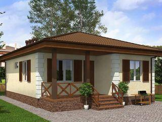 Строительство СИП домов в Молдове. Готовая дача под ключ!