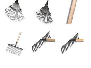 Садовый инвентарь по доступным ценам грабли лопата сапа топок колун бур секатор