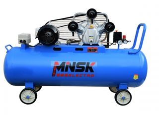 Compresor 200L 4.5kW Minsk Electro LAW-036/10 380V, livrarwe gratuita toata tara!!!