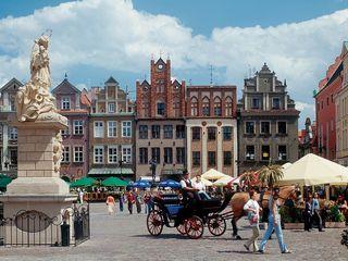 Автобусы Кишинёв-Польша Познань через Варшаву
