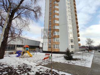 Apartament cu 2 camere în bloc nou, versiunea albă, sectorul  Botanica