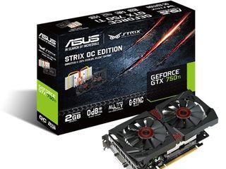 ASUS GeForceR GTX 750 Ti