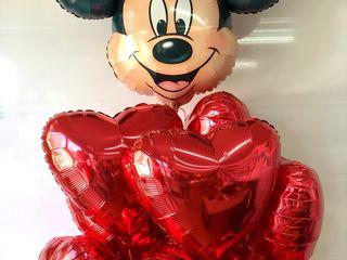 Baloane cu heliu шарики с гелием 10:00-22:00 livrare