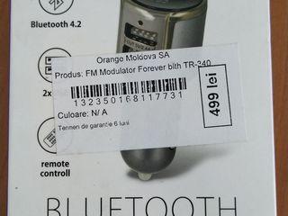 FM Modulator cu bluetooth