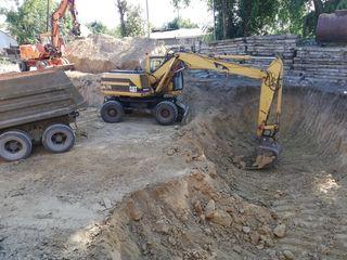 excavare ,transport sol -servicii