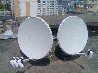 Antene satelit instalare, reparare antene,calitativ