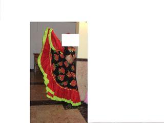 Цыганский костюм,б/у, размер XS-S (42-46),состояние хорошее.Торг.
