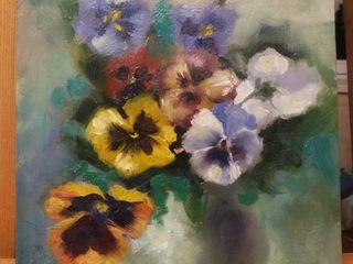Натюрморт.картина.цветы