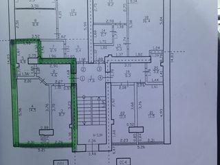 Apartament 1 odae 33 m2 = 9999 euro etajul 1,2,3