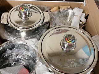 Набор посуды zillinger zl702