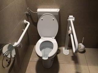 Изготавливаем поручни для ванных комнат и сан узлов для лиц с ограниченными возможностями.