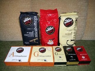 Cafea Vergnano! Cafea Lavazza! Cafea Bellarom! Cafea Pellini! Capsule Nespresso!