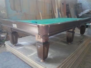 Ремонт бильярдных столов, продажа бильярдного сукна, аксессуары для бильярда