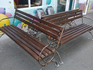 Скамейки, лавки, столы, стулья, вешалки, мангалы, качели для установки на дачах, в парках и скверах