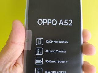 Oppo a52 4/64 nou/новый