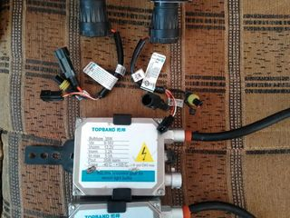 Продам BiXenon два блока и две лампы H4 4300K