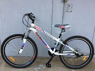Bicicleta adusa din germania starter schimano nou