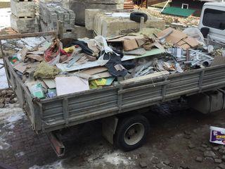 Transpot materiale-gunoi