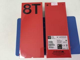 OnePlus 8T Dual Sim 12/256GB цвет Green новый запечатанный (sigilate) 439 eu  Mi 11  Dual Sim  5G